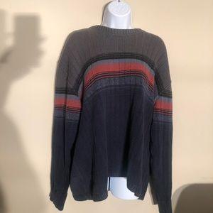 Levis mens gray sweater
